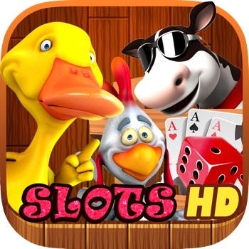 The Farm Lucky Slots HD Free - One good day to beat the Casino