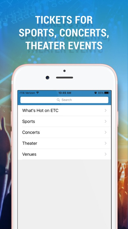 Event Tickets Center – Concerts, Broadway & Sports