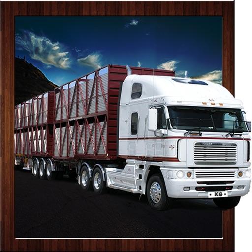 Off Road Truck Driver Game : Cargo Truck Simulator