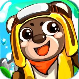 熊熊赛跑 - 好玩的群跑游戏