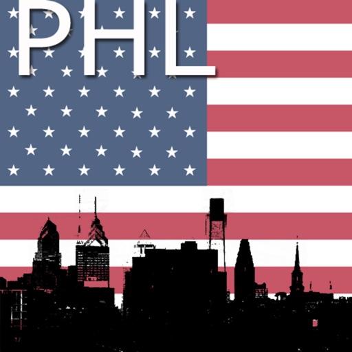 Филадельфия Карта