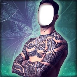Tattoo Studio Photo Editor Body Art Make.over Game
