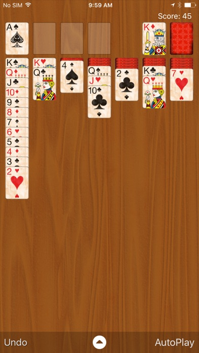 Solitaire Classic Скриншоты4