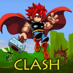 Jungle Clash - Adventure Game