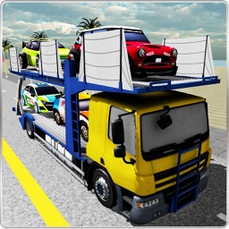 Car Trailer Transporter Simulator 3D