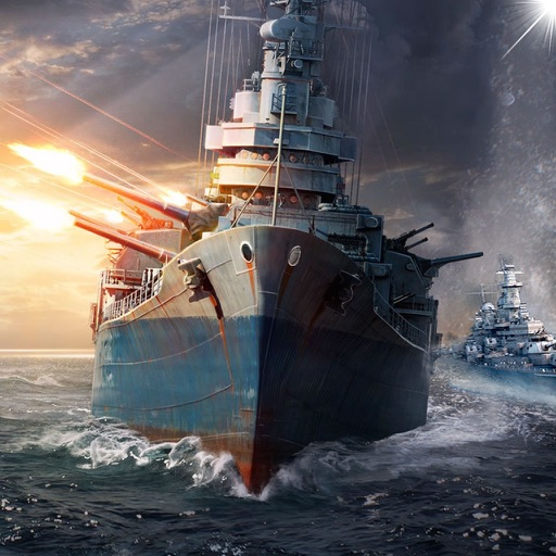 Battleship Voyage - Fleet Battle a Sea game! Fast-paced naval warfare!