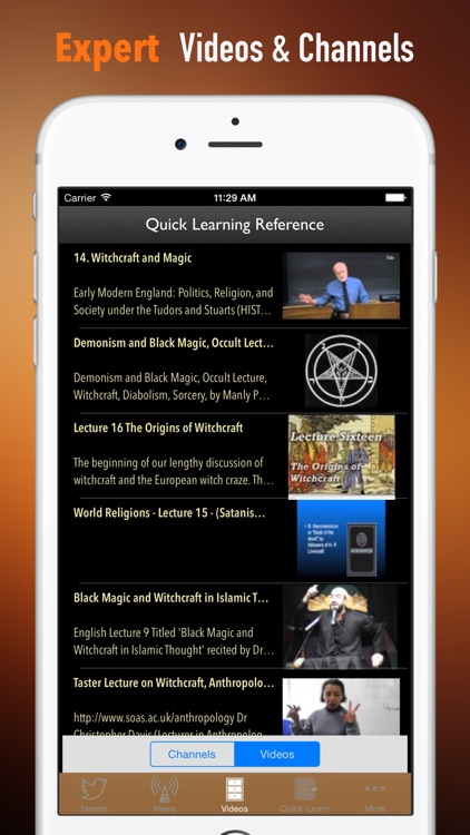Witchcraft 101:Anthropology,Guide and Top News screenshot-2