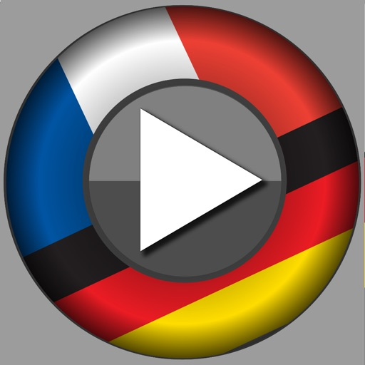 De-Fr Offline Photo Translator and Dictionary with Voice - translate text and photos without Internet between German and French
