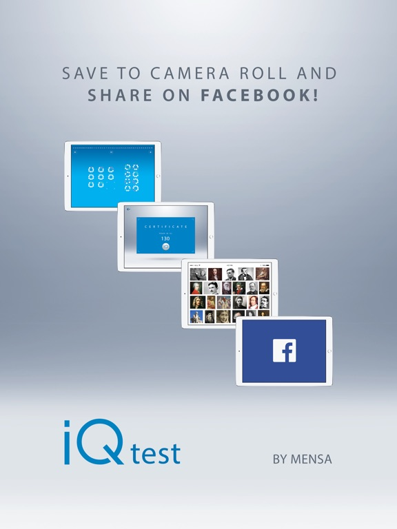 Screenshot #2 for IQ Test - With Solutions