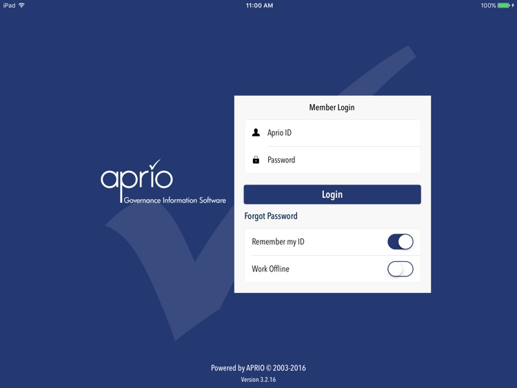 Aprio screenshot-1