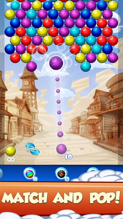 Bubble Shooter 4.0! screenshot-0