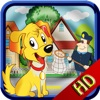 Pet Puppy Escape HD - Dog Rescue Rush & Run Adventure Games