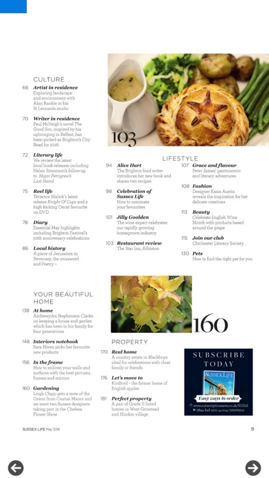 Sussex Life Magazine: Stunning Properties – Arts & Culture - Food & Drink Inspiration & Local Events-2
