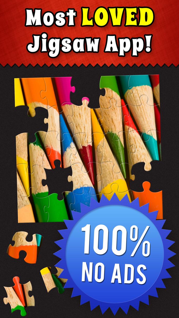 Jigsaw Puzzle Bug Screenshot