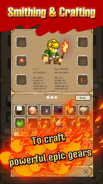 Mystery Dungeon: Roguelike RPG