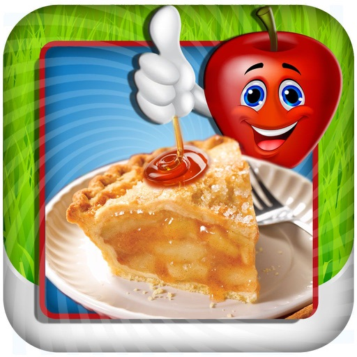 Apple Pie Maker - A kitchen cooking and bakery shop game
