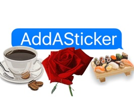 AddASticker Free Series is a free sticker pack with a mix of the most useful and fun stickers to add to your message