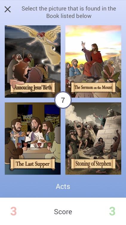 Manna Bible Flash Cards screenshot-4