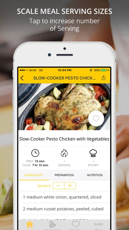 Slow Cooker Recipes Pro - cook and learn guide screenshot-2