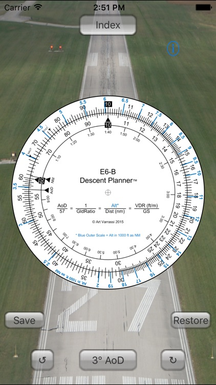 E6B Descent Planner screenshot-0