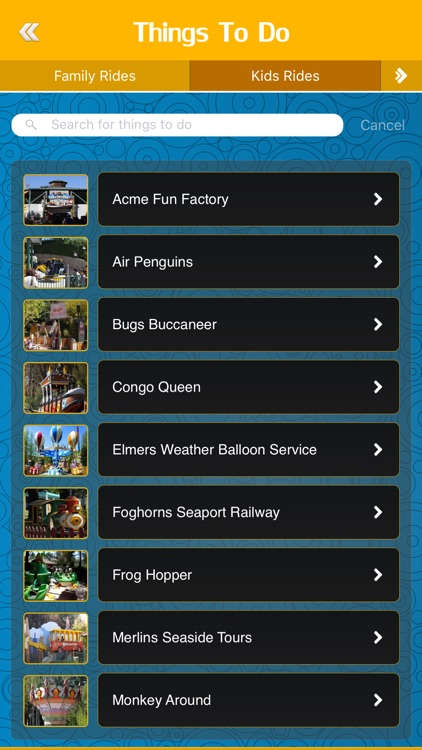 Best App for Six Flags Discovery Kingdom screenshot-2
