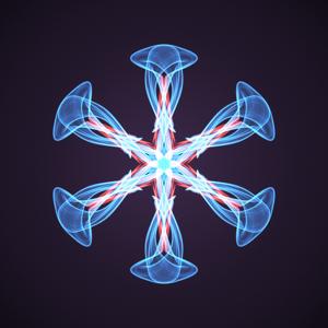 Silk 2 – Interactive Generative Art app