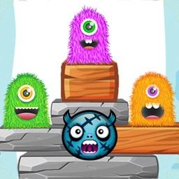 Monster Jump : addicting game