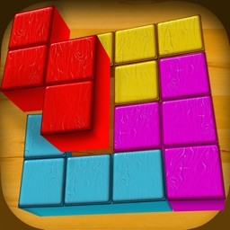 Wood Puzzle Blocks – Match Tiles In Tangram Game