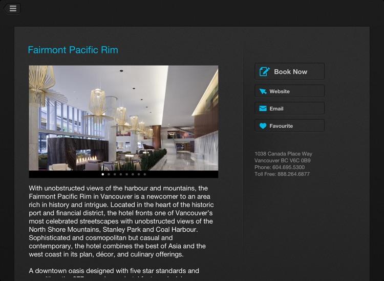 Visit Vancouver screenshot-4