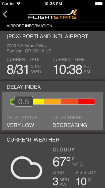 FlightStats screenshot-3