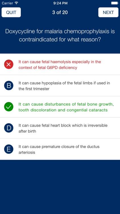 Obstetrics - MCQ'S screenshot-3