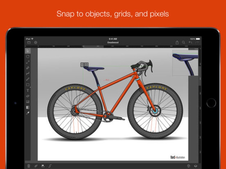 iDraw - Vector Design, Illustration & Graphic screenshot-3