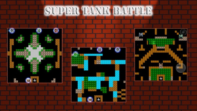 Super Tank Battle - CityArmy Screenshot