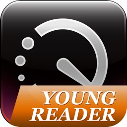 Young Reader - QuickReader eBook Reader with Speed Reading
