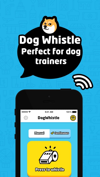 Dog Whistle Free-Train Your Dog with Whistle Sound