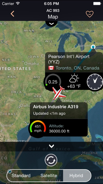 Airline Flight Status Tracking screenshot-0