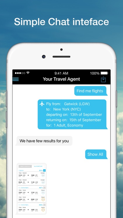 Quicket - your travel companion