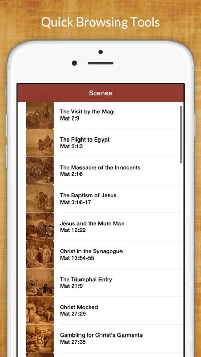 45 Bible Scenes screenshot two