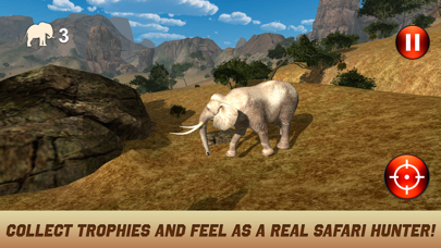 Wild Safari Hunting Simulator 3D screenshot three