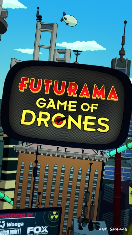 Futurama: Game of Drones screenshot-4