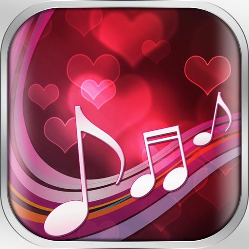 t l charger musique romantique gratuit sonneries de amour pour iphone sur l 39 app store musique. Black Bedroom Furniture Sets. Home Design Ideas