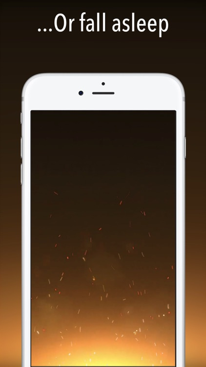 Fireplace HD+: Cozy virtual fire & tranquil sounds screenshot-4
