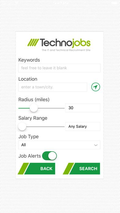 IT Jobs UK screenshot two