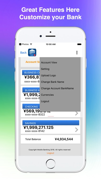 Fake Bank Pro screenshot-1