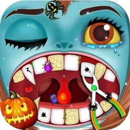 Halloween Dentist Mania - Kids Halloween Doctor