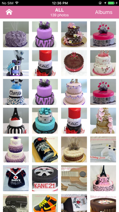 Celebration Cakes NZ screenshot three