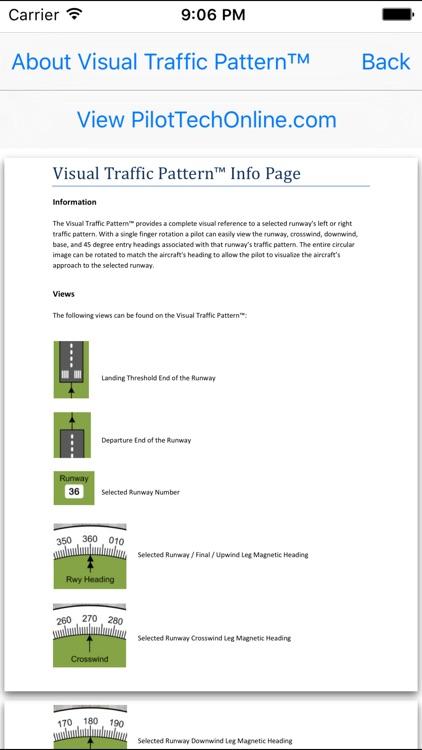 Visual Traffic Pattern screenshot-4