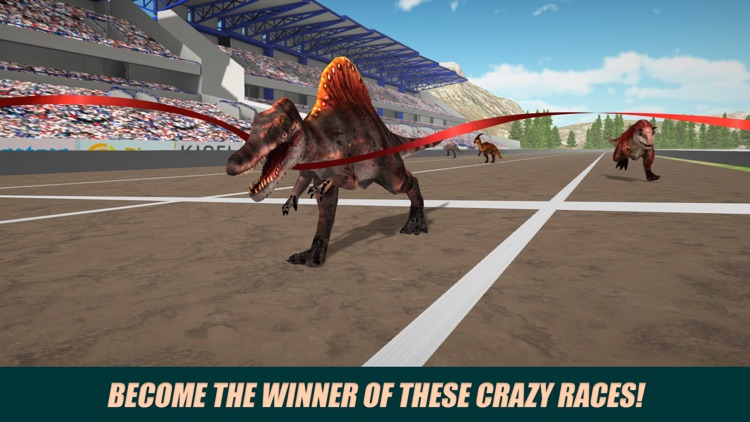 Jurassic Dino Racing Challenge 3D Full
