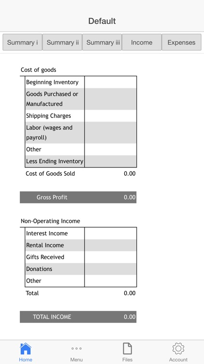 Goods Business Budget screenshot-3