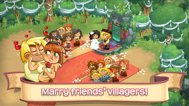 Village Life: Love & Babies Screenshot